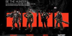 Evolve - Tier three hunters