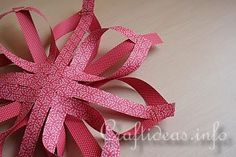 Finnish star Christmas ornament - also cute in fabric!