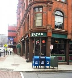 Pearl Street has many popular bars
