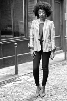 Fatou N'Diaye - Bloggeuse - Paris  TALENT AGENCY
