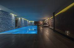 Hotel Zhero de toc. designstudio   Instalaciones Spa