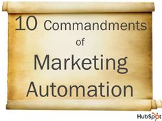 Are There Really Ten Commandments In Marketing? - https://www.mmweb.works/are-there-really-ten-commandments-in-marketing/