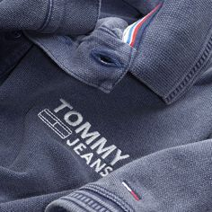 Tommy Hilfiger Sun-Faded Polo - Rose Of Sharon Xxl Polo T Shirts, Boys Shirts, Collar Shirts, Camisa Polo Tommy, Rose Of Sharon, Fashion Details, Ferrari, Tommy Hilfiger, Sporty