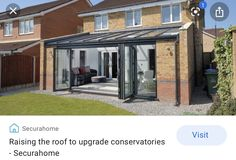 Conservatory, How To Plan, Future, Home, Future Tense, Winter Garden, Ad Home, Greenhouses, Homes