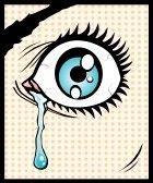 cartoon eyelash