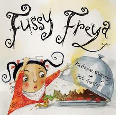 Buy Fussy Freya by Katharine Quarmby, Piet Grobler from Waterstones today! Click and Collect from your local Waterstones or get FREE UK delivery on orders over Black Children's Books, Book Sites, Children's Book Illustration, Illustrations, Freelance Illustrator, Stories For Kids, Vintage Children, Childrens Books, Picture Books