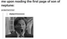 AHHHHHH! I missed him so much!  This explains my reactions through the entire book...