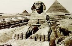 Sphinx circa 1920s