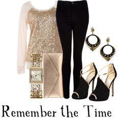"""""""Remember the Time"""" by rizzo87 on Polyvore"""