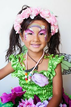 Amazing quick and effective face painting designs. Auckland face painting services from Cornflake's Magic World!