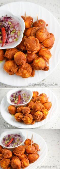 How to Cook Fried Orange Quail Egg (Kwek-Kwek)- speedyrecipe.com