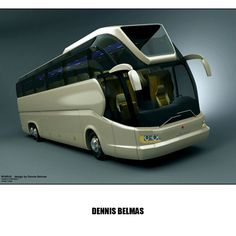 My design project of coach Ikarus (2006) #design #sketch #coach #bus #Ikarus