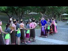 2014-บรรยากาศการละเล่นที่ใต้หวัน Thai Folkgames in Taiwan