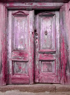 Vintage Doors Backdrop Photography Photo Booth Background Red Weathered Wood Photo Prop Rustic Wedding, Seniors (Multiple Sizes Available) Cool Doors, Unique Doors, Entrance Doors, Doorway, Photo Booth Background, Purple Door, Vintage Doors, Rustic Doors, Photography Backdrops
