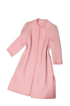 Chanel coat circa 1990's made in France