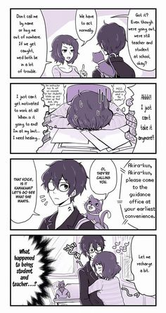 Akira and Kawakami pt.2