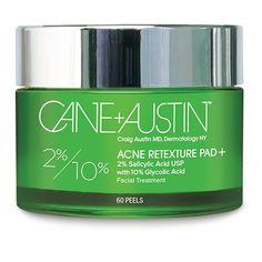 CANE  AUSTIN Acne Retexture Pad Plus 005 lb ** Click image for more details.