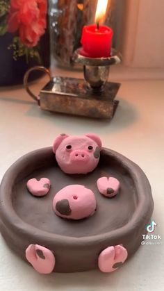 Ceramic Pottery, Pottery Art, Ceramic Art, Clay Art Projects, Ceramics Projects, Polymer Clay Crafts, Diy Clay, Biscuit, Keramik Design