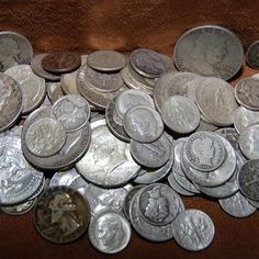 Item specifics     Certification:   Uncertified   Mint Location:   Mixed     Certification Number:   NA   Composition:   Silver     Grade:   Ungraded   90%...