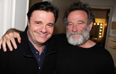 """Nathan Lane on Robin Williams: """"[He] Made Me Laugh So Hard and So Long That I Cried"""" Sam Lansky"""