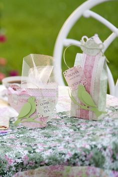 tea time :) #card making #invitation #how-to