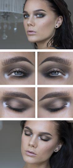 M Sombras de ojos que más te favorecen según tus rasgos maquillaje ojos azules