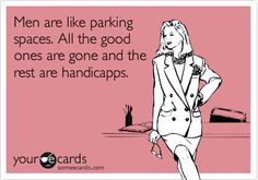 All the handicapps are inside us!