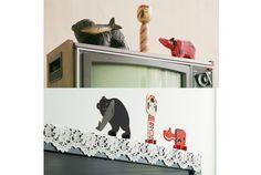 地デジ化対応の民芸品 | roomie  Cute......