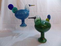 2014, Oiva Toikka, Bird Lovers' Weekend, Museum of Glass, Tacoma, WA, Kiikkuri