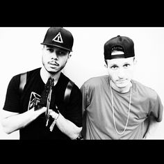 Flosstradamus!!! For about 4 minutes ... Haha but Live at Something Wicked 2014 in Houston, TX!! :) roll upppp