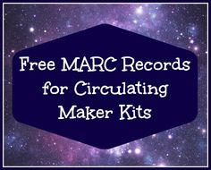 I love this idea: circulating craft or maker kits for students in 2nd, 3rd, 4th, and 5th grades to check out and take home!