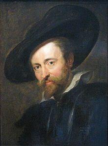 Pierre-Paul Rubens, autoportrait (1577-1640)- A la fin de sa vie, réfugiée dans…