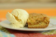 Pumpkin pie cake recipe for Thanksgiving dessert.