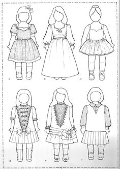 Living A Dolls Life : Patterns