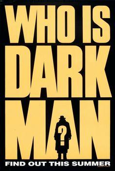 WHO IS DARKMAN?