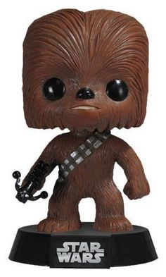 Funko Pop Star Wars Chewbacca Licensed Vinyl Action Figure Collectible Toy 2324