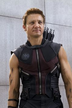 Costume idea: Hawkeye From The Avengers