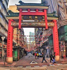 Temple Street Night Market 廟街夜市場 in Yau Ma Tei Tin Hau Temple, Hong Kong Night, Chinese Courtyard, Vertical City, British Colonial, Beautiful Beaches, The Locals, Around The Worlds, Macau