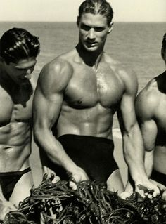 Supermodels herb ritts