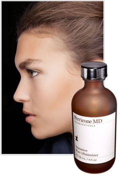 """PoresOne day pores arebigger.Increase collagen production exfoliate daily2 shrink appearance.HOME:Clean pores tinier pores,RetinA products Wsalicylic acid Perricone MD Intensive Pore Minimizer ($55)remove debris.Conceal pores fast apply thin layerSmashbox's pore-and-line-filling primer.DERM: Ask DRabout""""salicylic acid peels2cleanse pores fractional non-ablative lasers2help tighten.Pores are hard2treat,put on peptides in morning retinoids prescriptionTazorac atnight, help make them look…"""