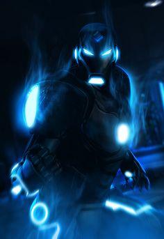 (Superior Iron Man) By: Bosslogix. Comic Book Characters, Marvel Characters, Comic Character, Iron Man Suit, Iron Man Armor, Marvel Fan, Marvel Dc Comics, Superior Iron Man, Iron Man Tony Stark