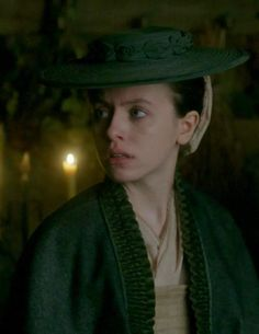 "Episode 212 ""The Hail Mary"" of Outlander Season Two on Starz https://outlander-online.com/ with Rosie Day as Mary Hawkins and Caitriona Balfe as Claire Fraser"