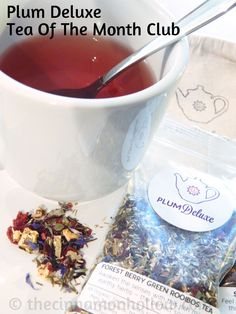 (Plum Deluxe Tea Of