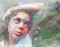 Sesion Colorida - Fotografia artistica