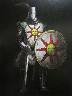 Solaire of Astora-Dark Souls 1