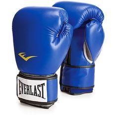 Everlast Pro Style Boxing Gloves (Blue, 12 oz.) . $25.99