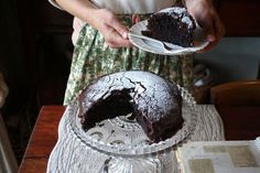 One Bowl Chocolate Cake recipe on Food52