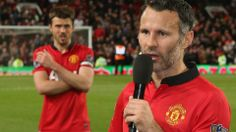 Video: Giggs addresses fans - Official Manchester United Website