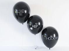 CHALKBOARD+Ballon+zum+selbstbeschriften...+von+glücksschauer+auf+DaWanda.com