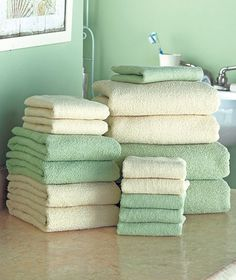 1000 images about towels on pinterest blue towels green towels and black towels. Black Bedroom Furniture Sets. Home Design Ideas